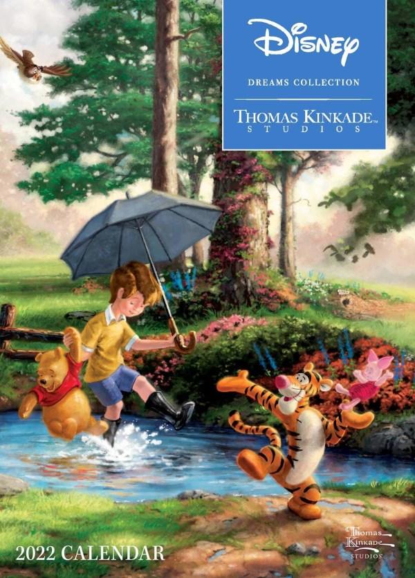 Thomas Kinkade Disney Dreams Agenda 2022