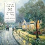Thomas Kinkade Kalender 2022 Lightposts