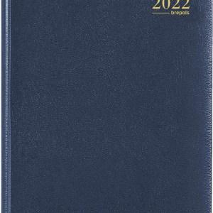 Agenda Saturnus 1 dag 2022 LIMA blauw