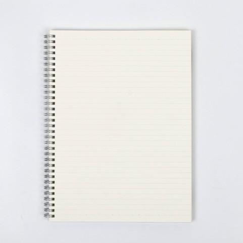 Harde kaft dot notebook bandage per planner agenda dagboek school benodigdheden tijdschriften schetsboek grootte: B5 (18x26CM) (streep)