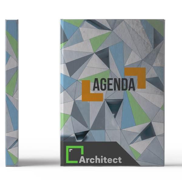 Agenda (hardcover) A5 Staand