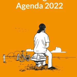 Eenvoudig Leven Agenda 2022 - Nynke Valk - Paperback (9789491728426)