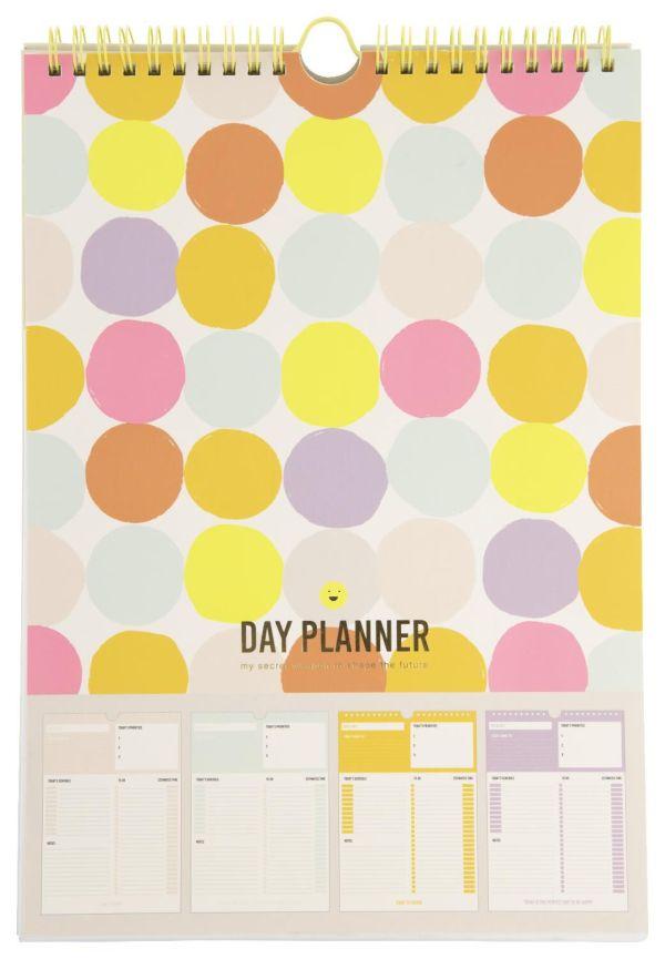 HEMA Dagplanner Bureau A4