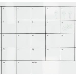HEMA Whiteboard 28x39 Maandplanner