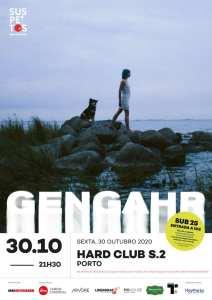 Gengahr no Hard Club Porto