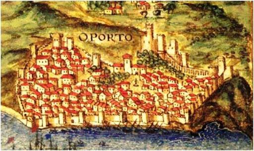 Muralhas Fernandinas pORTO