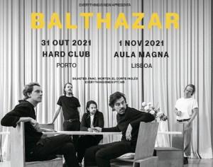 BALTHAZAR no HARD CLUB 2021