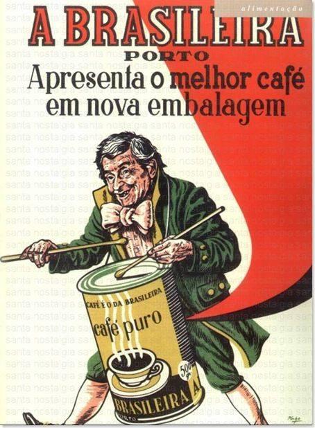 Café da Brasileira e à sua nova embalagem
