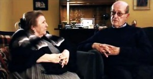 Conversa entre Manoel de Oliveira e Agustina Bessa-Luís
