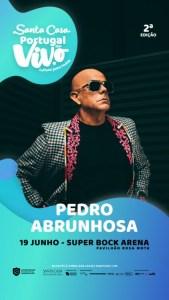 Pedro Abrunhosa – Santa Casa Portugal ao Vivo Super Bock Arena Pavilhão Rosa Mota