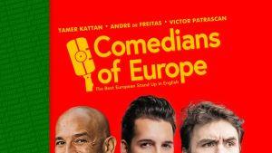 COMEDIANS OF EUROPE teatro sa da bandeira