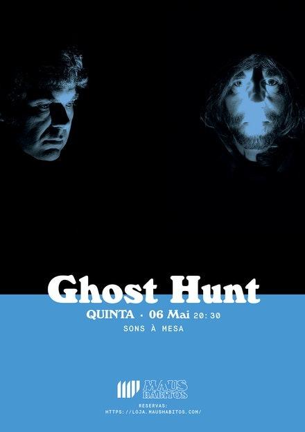 Sons à Mesa | GHOST HUNT
