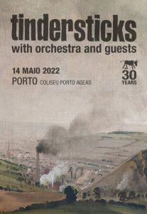 Tindersticks no Coliseu do Porto