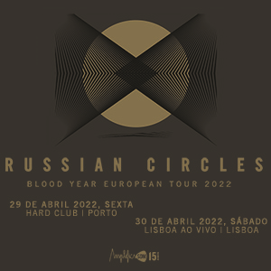 Russian Circles - Hard Club