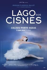 Bilhetes O Lago Dos Cisnes _ Russian Classical Ballet