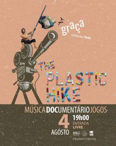 documentário ambiental The Plastic Hike