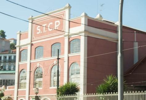 Museu do Carro Electrico STCP by Miguel Aguiar