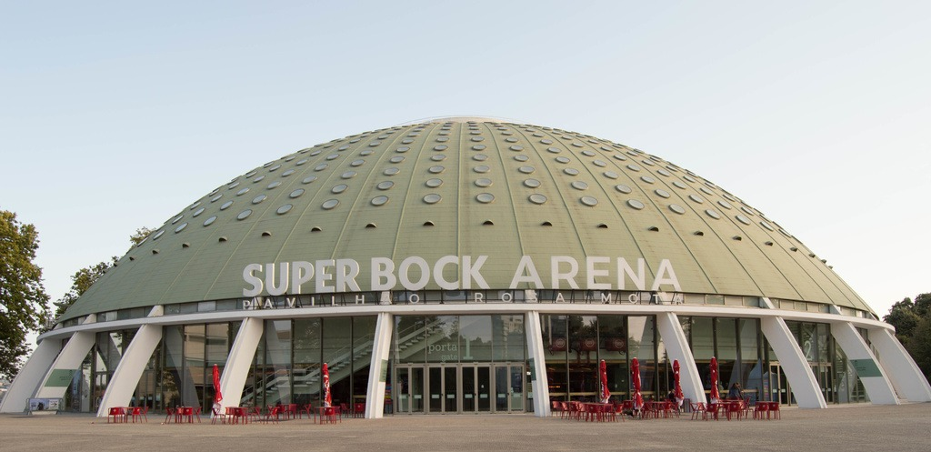Agenda Super Bock Arena - Pavilhão Rosa Mota - Palácio de Cristal by Miguel Aguiar