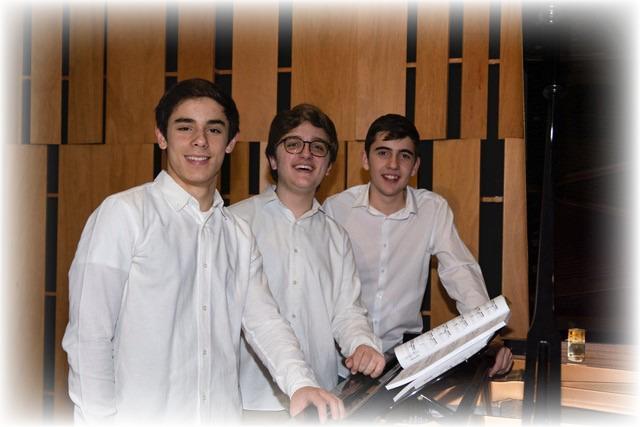 Francisco Lucena Pais António Narciso & Mateus Barros - Piano