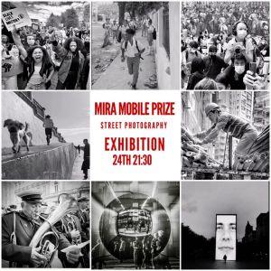 Inauguração da exposição MIRA Mobile Prize B&W e concerto