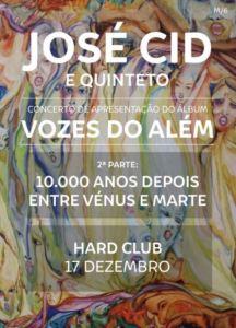 jose cid hard club