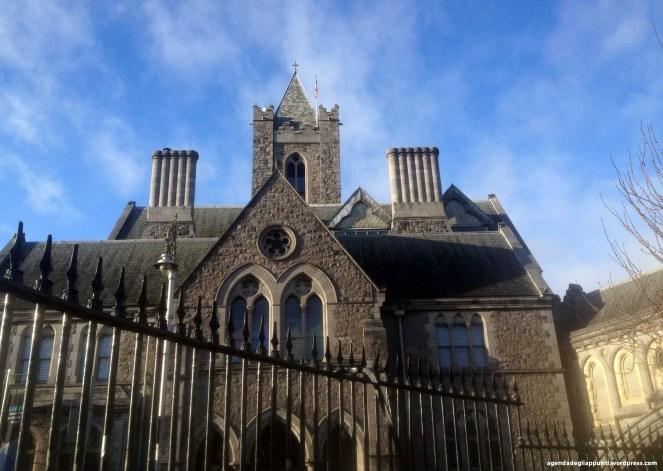 Natale a dublino christ church
