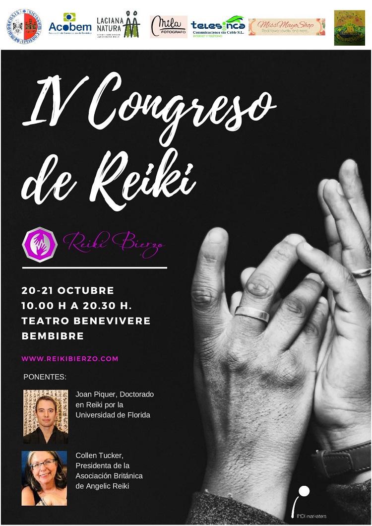 IV Congreso de Reiki Bembibre