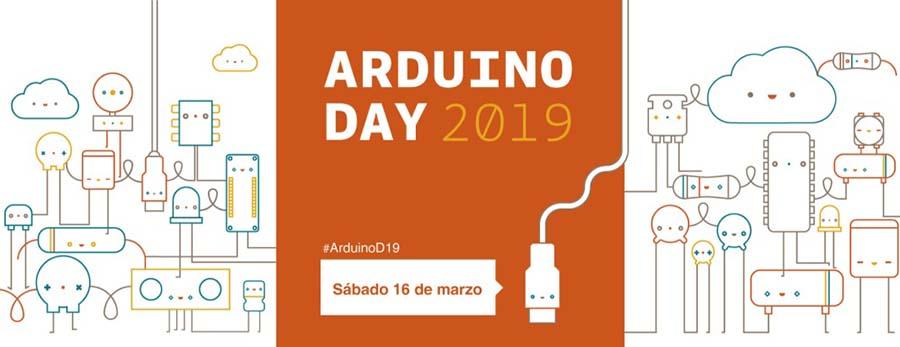 cartel arduino day19 museo energia ponferrada el bierzo