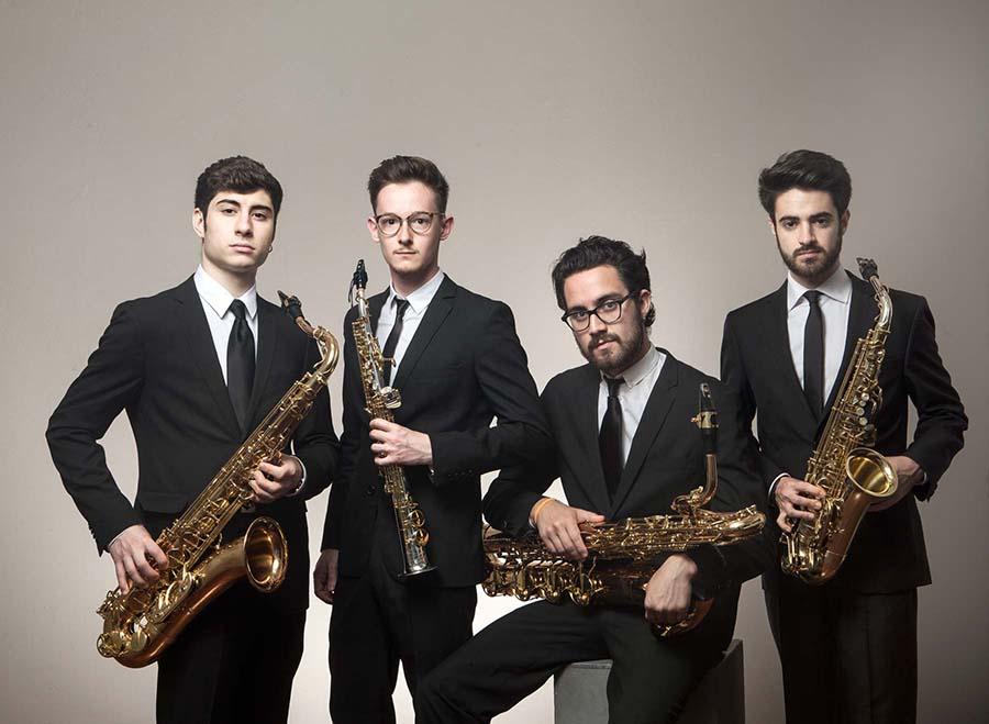 psaiko quartet juventudes musicales ponferrada el bierzo