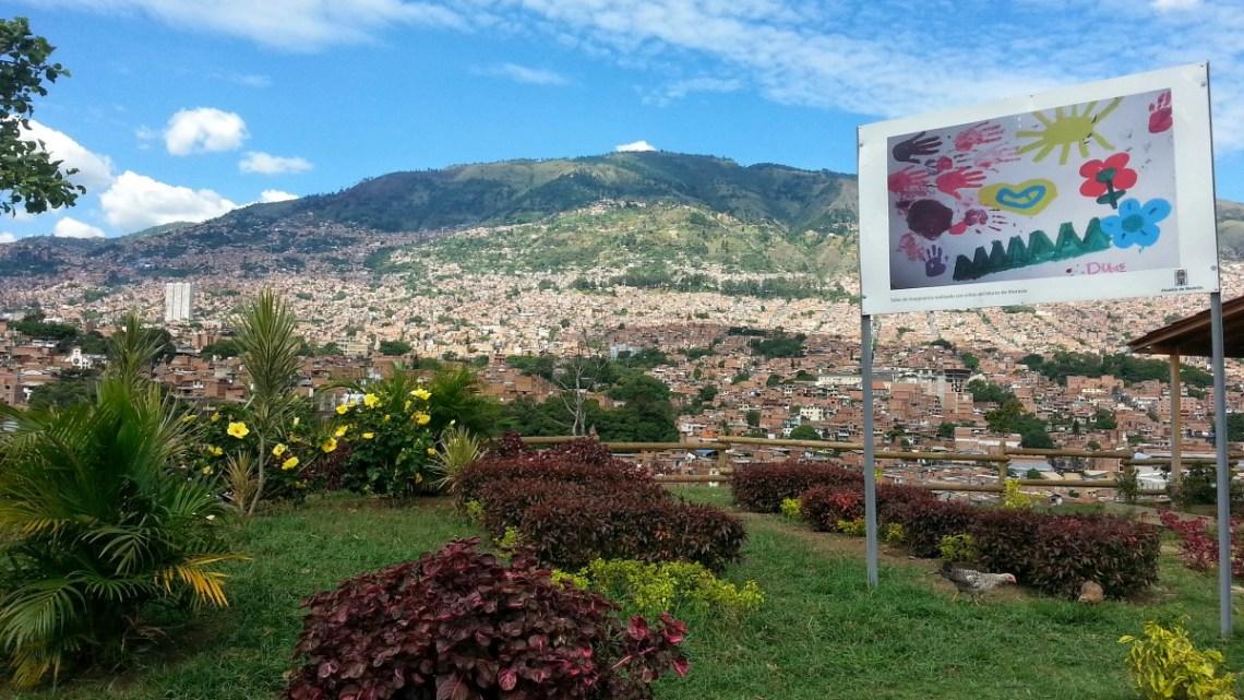 Barrio Moravia, Medellín