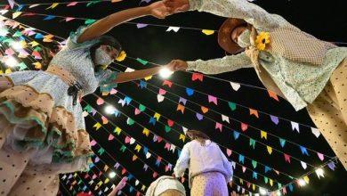 Arraiô deixa Rio Quente em clima de festa junina