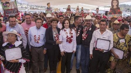 CDI refuerza acciones a favor de los pueblos indígenas del Estado de México5