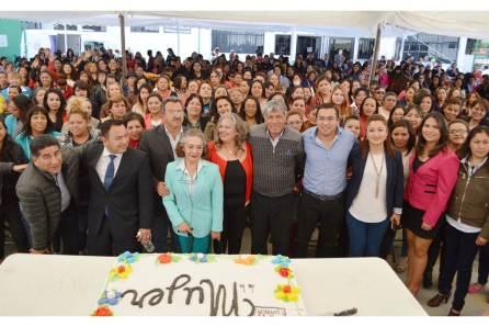 Conmemoran en Tizayuca el Día Internacional de la Mujer5
