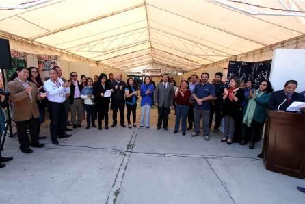 Conocen alumnos de Prepa 3 licenciaturas en Feria Vocacional
