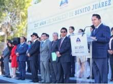 Mineral de la Reforma conmemora el natalicio de Benito Juárez 5