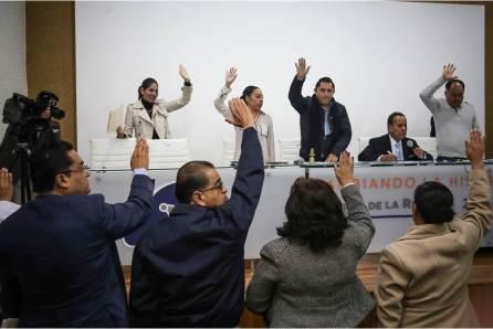 Se informa a cabildo mineralense de aprobación de Plan Municipal de Desarrollo, por parte de gobierno del estado4