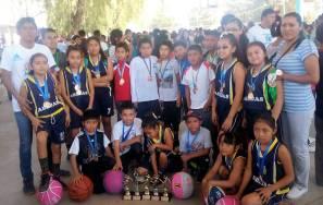 Surgen campeones del torneo otoño-invierno de baloncesto en Ixmiquilpan1