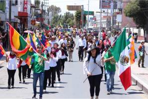 """Celebran en Tizayuca con gran éxito el """"Primer Encuentro Cultural Bolivia-Hidalgo"""""""
