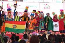 """Celebran en Tizayuca con gran éxito el """"Primer Encuentro Cultural Bolivia-Hidalgo""""8"""