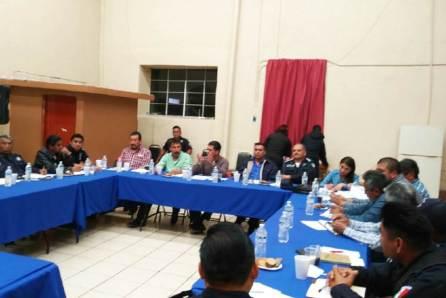 Coordinación operativa entre instituciones de Hidalgo para reforzar la seguridad pública4
