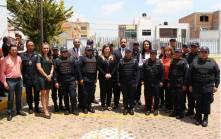 Crean el Grupo Policial para la Prevención, Protección y Atención a la Violencia de Género4