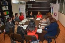 Encabeza TEEH primera sesión para la implementación del protocolo para atender la violencia política contra las mujeres en el estado de Hidalgo