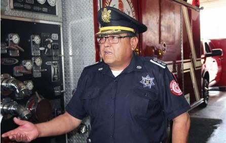 Incendios, accidentes viales y primeros auxilios, principales servicios de Bomberos Hidalgo 4