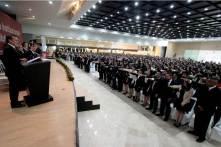 Rector toma protesta a mil 568 egresados de UAEH4