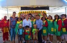 Sistema DIF Municipal y el ayuntamiento de San Salvador llevaron a cabo festival del Día del Niño4