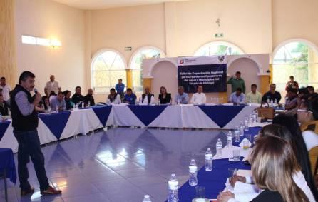 Tizayuca fue sede del Taller de Capacitación Regional para Organismos Operadores del Agua4