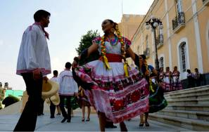 Con gran éxito se realizó 3er Festival Nacional de la Danza 1