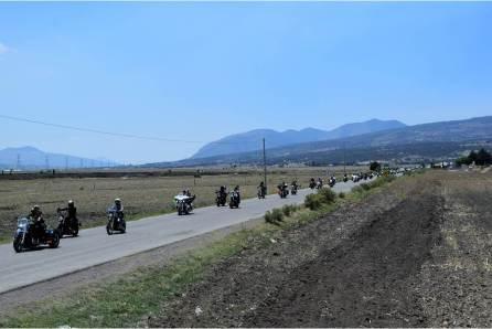 En Tepeapulco celebran niños su día a lo Harley4