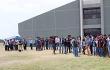 Estudiantes del ITESA celebran el día de la construcción4