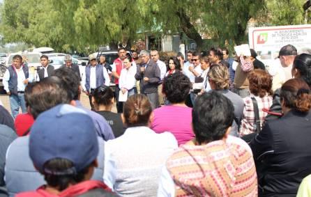 Inauguran en Tizayuca la Calle Francisco I. Madero, 3